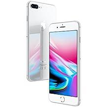Apple iPhone 8 Plus - Smartphone con Pantalla DE 13,9 cm (64 GB, Plata)