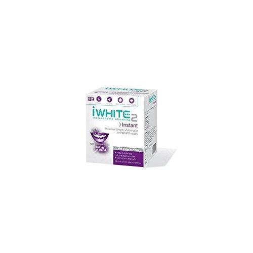 Iwhite Instant 2 Professionelle Zahnweiß-Kit (10 Böden) (Packung mit 4) (Körper Bleaching-kit)