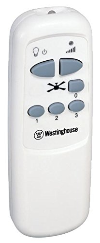 Westinghouse 7879240 - Control remoto infrarrojo, Blanco, 20 x 3 x 23...