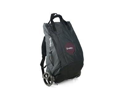 BABYHOME - Bolsa de transporte Babyhome para Silla de Paseo Emotion Travelbag Black negro