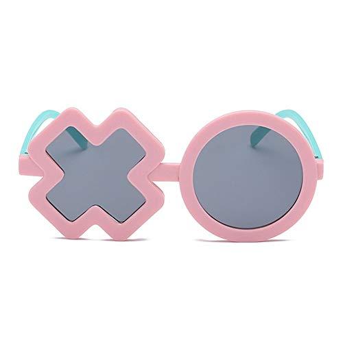 Wang-RX Kinder polarisierte xo form sonnenbrille schutz kinder augen brillen cutie bunte sommer babys sonnenbrille anti-uv