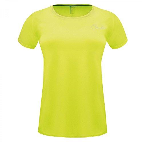 Dare 2B - Impulse maglietta a maniche corte - Donna Blu Methyl