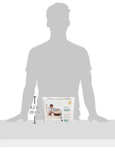 Naty by Nature Babycare Öko Höschen-Windeln – Größe 6 (16+ Kg), 1er Pack (1 x 18 Stück) - 5