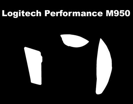 Preisvergleich Produktbild Corepad Skatez Maus Ersatzfüße Für Logitech Performance Mx-m950 Neu
