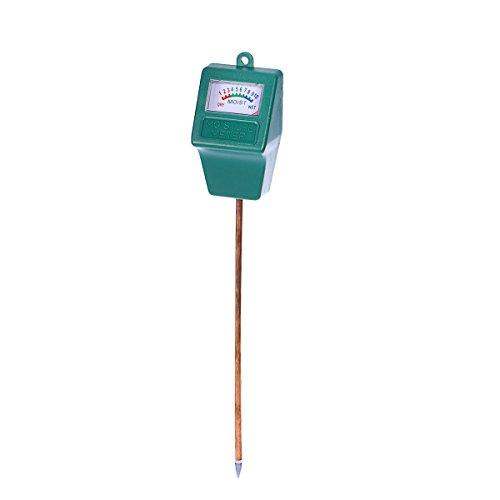 UEETEK Sensor de humedad Medidor de agua de suelo Monitor Higrómetro Sensor de humedad para jardín...