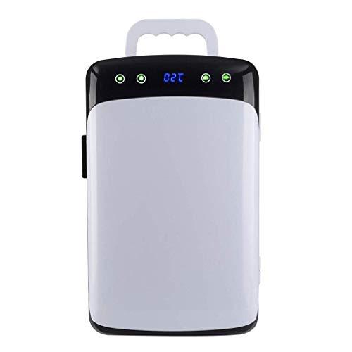 LPC Mini Refrigerador De 12 L, Auto/Uso AC/DC De Doble Uso con...