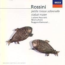 Rossini : Petite messe solennelle / Stabat Mater (Coffret 2 CD)
