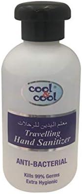 Cool & Cool Travelling Hand Sanitizer Gel, 10