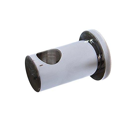 Messing Wandhalter (Wandhalterung für Wandstange Halterung Wandhalter Duscharmatur Messing (WHFS01))