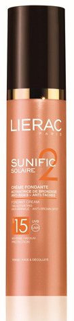 Lierac Sonnencreme Sunific 15 SPF  50 ml