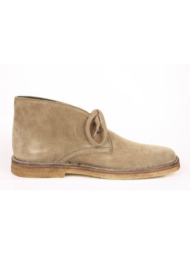 FRAU , chaussures à lacets homme Tortora