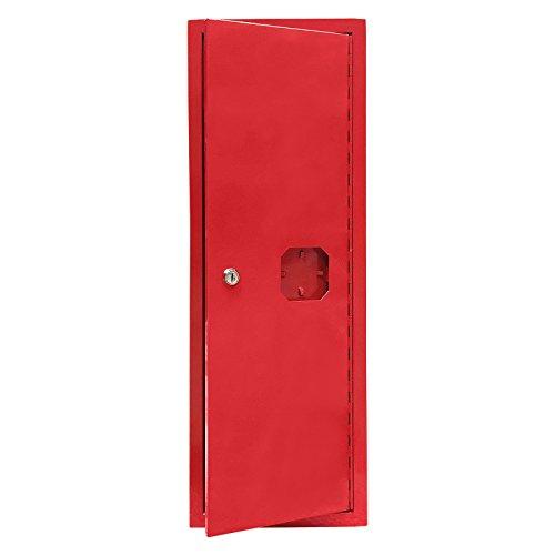 feuerloescher schutzkasten Feuerlöscher Box BX-CABINET6 Metallbox Feuerlöscherbox Schutzkasten Schrank rot