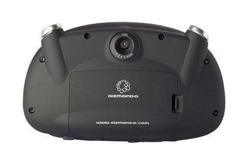 Ansicht vergrößern: Gizmondo - Konsole, black Smart Adds Value Pack