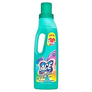 Ace Gentle Stain Remover 1litre - 911314 - packaging may vary