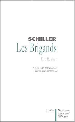 Les brigands par Schiller
