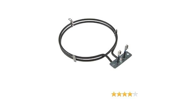 Heizung Heizelement Umluft Backofen für AEG Electrolux 358190736 1 2000 Watt