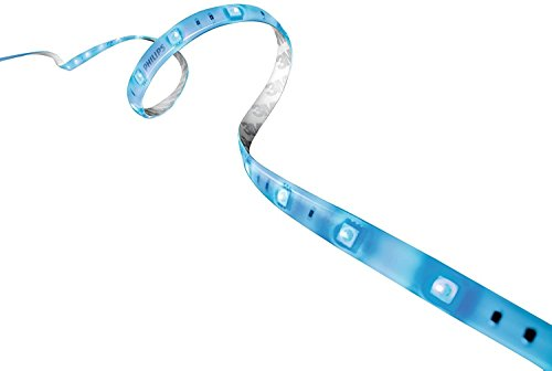 Philips Hue Lightstrip Plus Striscia LED da 200 cm, Estendibile fino a 10 m