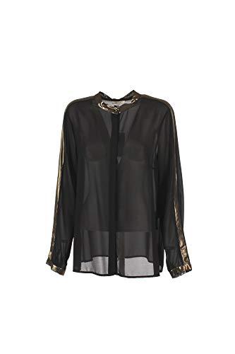 9ef7a7229c5d Kocca Camicia Donna XL Nero Malen Autunno Inverno 2018 19