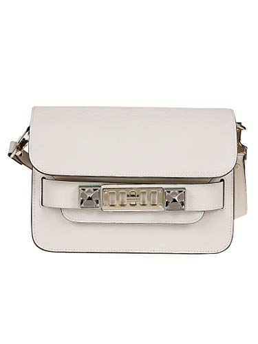 Proenza Schouler Luxury Fashion Donna H000071036 Bianco Borsa A Spalla | Primavera Estate 19