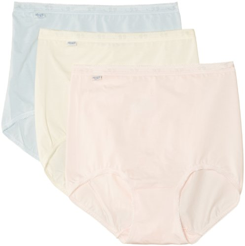 Sloggi Damen Taillenslip 3er Pack Pink - Rose - Pink Light Combination