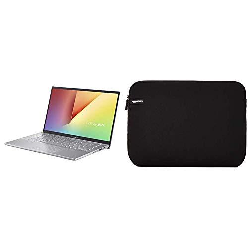 Asus Vivobook S S512UA-EJ086T PC portable 15' Argent (Intel Core i3, 8 Go de RAM, SSD 256 Go, Windows 10) Clavier AZERTY Français