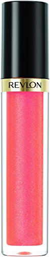 Revlon Super Lustrous Lip Gloss, 245 Pango Peach, 0.13 Fluid Ounce by Revlon