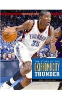 Oklahoma City Thunder (Was Seattle) (The NBA: A History of Hoops) por Nate LeBoutillier