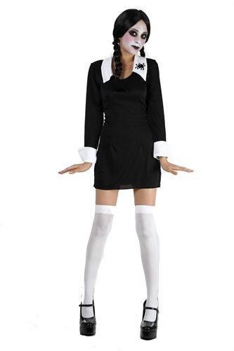 Mercredi La Famille Addams costume deguisement