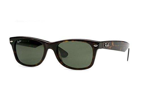 occhiali-da-sole-fashion-ray-ban-rb2132-new-wayfarer-902-tortoise-crystal-green-calibro-52