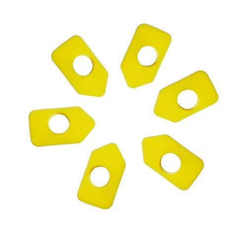 Jumbo Filtre à air Filtre en Mousse pour Briggs & Stratton 698369 5086 K pelouse Mover pour Craftsman Spa8s1062853001 Filtre de Remplacement Briggs & Stratton 9b900 9 C900 Filtre Accessoires