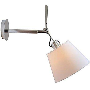 Arm-kerze Kronleuchter (WYFC Wandleuchten Sie Wandlampen/Swing Arm Licht/Kerze Wall Lights/Lesung Wand. Modern/Contemporary E26/E27 Metall)