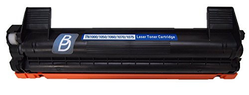 INK E-SALE Compatible Toner Cartridge for Brother DCP-1510 1512 1610W 1612W HL-1110 1112 1210W MFC-1810 1910W TN-1050 (Black, 1 Pack)