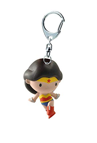 Plastoy SAS PLA60702 DC Comics Wonder Woman/Schlüsselanhänger Llavero