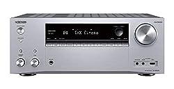 Onkyo TX-NR696(S) 7.2 Kanal AV Receiver (THX , Dolby Atmos, DTS:X, Multiroom, 175 Watt)