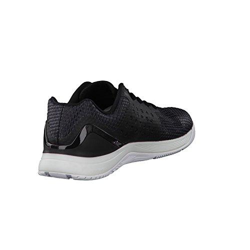 Reebok R Crossfit Nano 7.0, Sneaker Bas du Cou Femme Noir (Nero Black/lead/white)