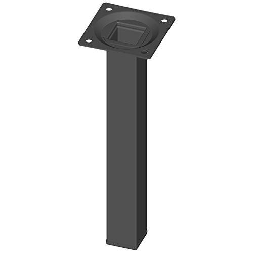 Element System 4 piezas pata tubo acero tipo cuadrado