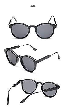 3c553d24bc Shopystore Black Frame Berrytime Fashion Round Sunglasses Woman Driving  Glasses Eyeglasse