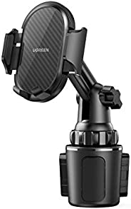 UGREEN Car Cup Phone Holder Mobile Smartphone Mount Compatible with iPhone 12 Pro Max 11 XR XS X 8 Plus 7 6,Sa