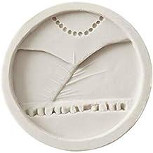 Boda novio novio traje de silicona molde fondant pastel DIY herramienta de decoración – Groom*