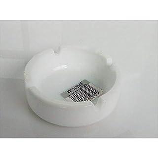 Fimel- Ashtray Arcopal White, 10.7cm Diameter.
