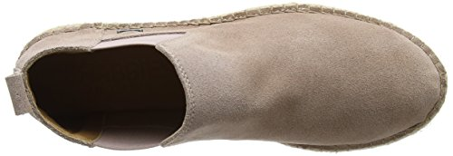 Shabbies Amsterdam Shabbies Ankle Boot, Espadrillas Donna Pink (Soft Rose)