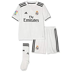 adidas Real Madrid Home Kit Mini Home Equipment, Children