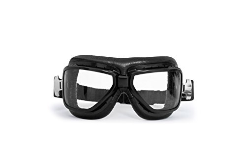 BERTONI Gafas Aviadoras Moto Abarcar Las Gafas Vista