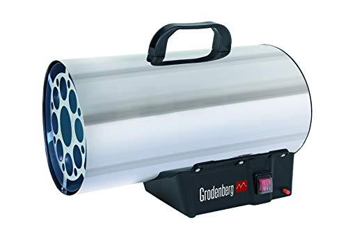 Turbo Gas-Heizgebläse 12 KW Heizkanone Gas-heizung Gasgebläse