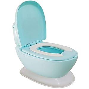 Glenmore Orinal en Forma de Water Mini WC Inodoro para Bebe Ninos Nina Retrete Infantil con Tapa Aprendizaje con Sonidos…