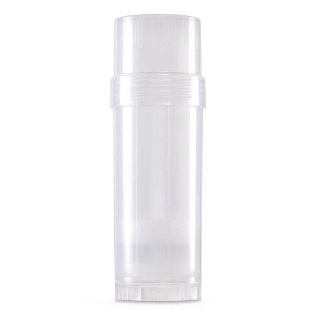 6CT. Deo Twist Up leeren Behälter (natur)–Für Lotion Bar, Ferse Balsam etc. (2Oz)–leer Deodorant Röhren