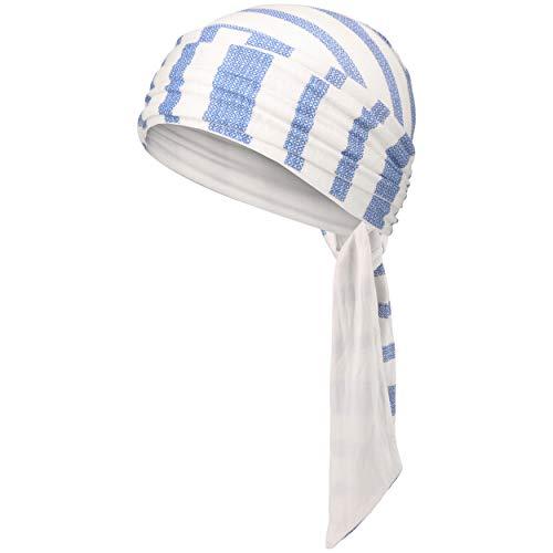Christine Headwear Christine Headwear Ellone Long Turban Leinenturban Sommerturban Kopftuch Chemo-Kopfbedeckung Mit Futter