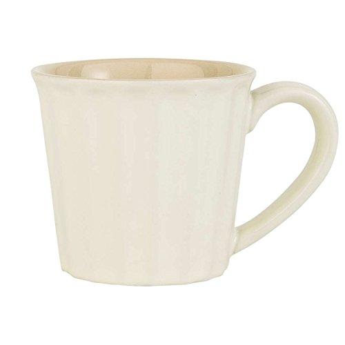IB Laursen tazza tazza di caffè mynte Butter Cream Crema in Ceramica Gres