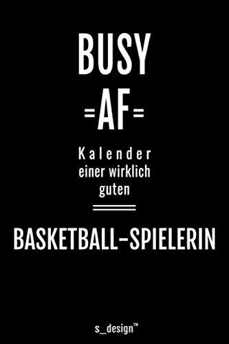 Kalender für Basketball-Spieler / Basketball-Spielerin: Immerwährender Kalender / 365 Tage Tagebuch / Journal [3 Tage pro Seite] für Notizen, Planung / Planungen / Planer, Erinnerungen, Sprüche