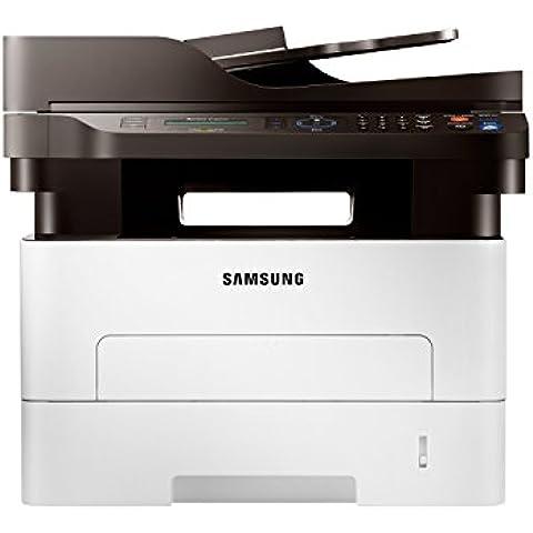 Samsung Xpress M2885FW Premium Line - Impresora multifunción (Laser, 4800 x 600 DPI, 1200 x 1200 DPI, A4, Mono,